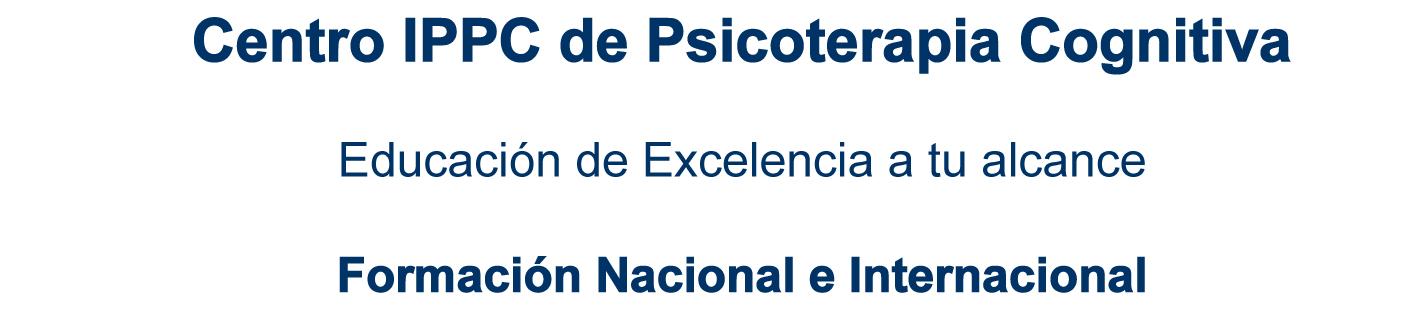 Centro IPPC de Psicoterapia Cognitiva