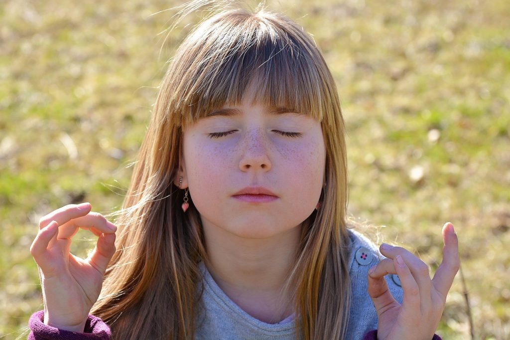 Mindfulness aplicado a Población Infantil