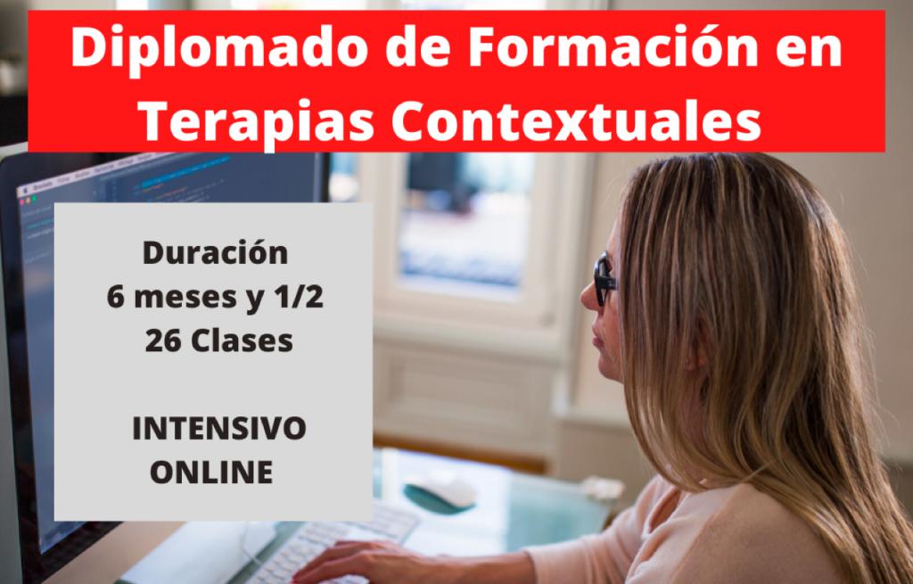 Formación en Terapias Contextuales